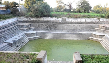 Kund for storing water/ water storage methods in india