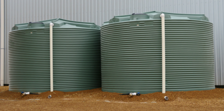 Storage facilities for farming in India